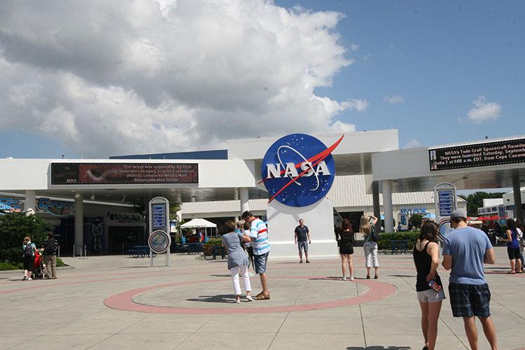 NASA Eingang