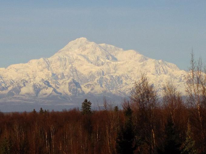 3 Mt. McKinley